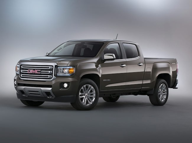 2019 GMC Canyon SLT Truck