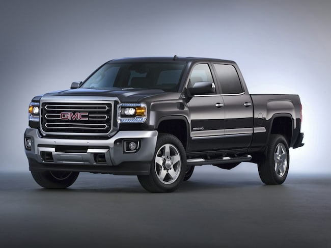 New 2019 GMC Sierra 3500HD SLT Truck for sale in Layton, Utah at Young Buick GMC