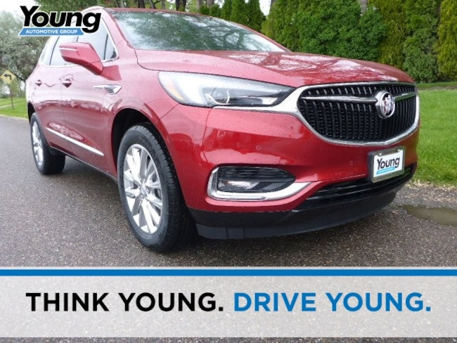 New 2019 Buick Enclave Premium Group SUV for sale in Layton, Utah at Young Buick GMC