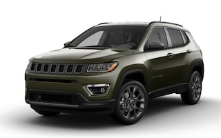 2021 Jeep Compass 80TH ANNIVERSARY 4X4 Sport Utility for sale at Young Chrysler Jeep Dodge Ram in Morgan, UT