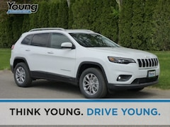 2019 Jeep Cherokee LATITUDE PLUS 4X4 Sport Utility for sale at Young Chrysler Jeep Dodge Ram in Morgan, UT