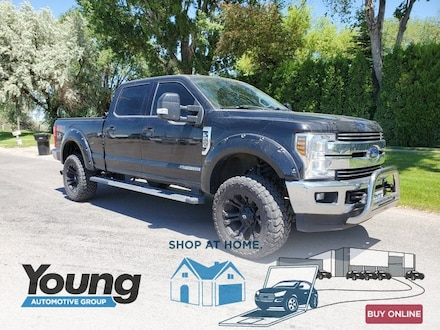 2018 Ford F-250SD Truck Crew Cab