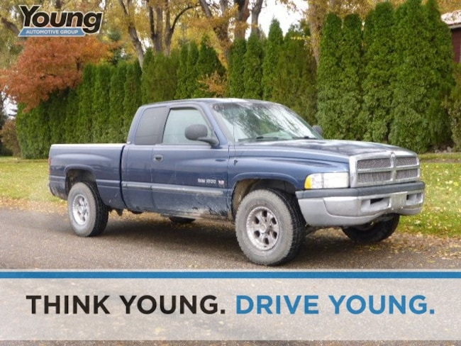 Used 2001 Dodge Ram 1500 Truck Quad Cab for sale in Layton, UT at Young Buick GMC