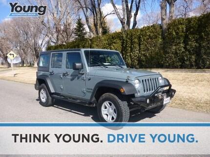 2014 Jeep Wrangler Unlimited SUV