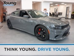2018 Dodge Charger SRT HELLCAT Sedan for sale at Young Chrysler Jeep Dodge Ram in Morgan, UT