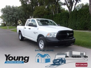 2020 Ram 1500 Classic Tradesman Truck for sale at Young Chrysler Jeep Dodge Ram in Morgan, UT