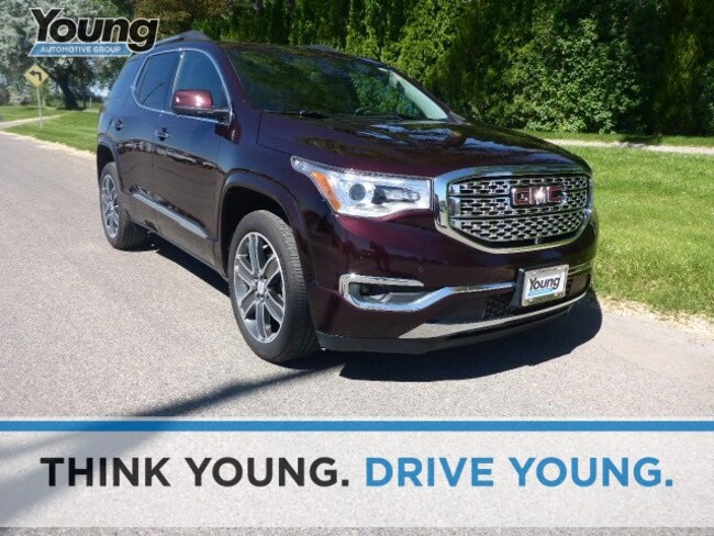 Used 2017 GMC Acadia Denali SUV for sale in Layton, UT at Young Buick GMC