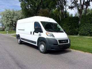 2020 Ram ProMaster 2500 CARGO VAN HIGH ROOF 159 WB Cargo Van for sale at Young Chrysler Jeep Dodge Ram in Morgan, UT