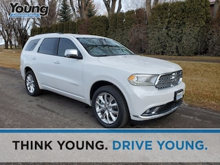 2020 Dodge Durango CITADEL AWD Sport Utility for sale at Young Chrysler Jeep Dodge Ram in Morgan, UT