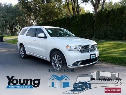 2020 Dodge Durango SXT PLUS AWD Sport Utility