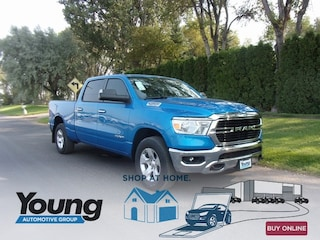2020 Ram 1500 BIG HORN CREW CAB 4X4 6'4 BOX Crew Cab for sale at Young Chrysler Jeep Dodge Ram in Morgan, UT