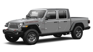 2021 Jeep Gladiator RUBICON 4X4 Crew Cab for sale at Young Chrysler Jeep Dodge Ram in Morgan, UT