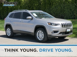 2019 Jeep Cherokee LATITUDE 4X4 Sport Utility for sale at Young Chrysler Jeep Dodge Ram in Morgan, UT