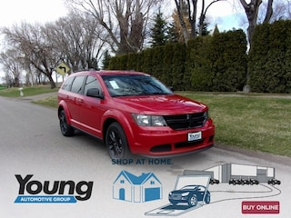 2020 Dodge Journey SE (FWD) Sport Utility for sale at Young Chrysler Jeep Dodge Ram in Morgan, UT