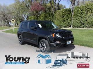 2020 Jeep Renegade NORTH EDITION 4X4 Sport Utility for sale at Young Chrysler Jeep Dodge Ram in Morgan, UT