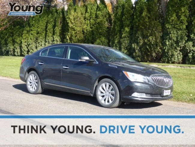 Used 2015 Buick Lacrosse Leather Sedan for sale in Ogden, UT at Avis Car Sales