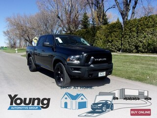 2020 Ram 1500 Classic WARLOCK CREW CAB 4X4 5'7 BOX Crew Cab for sale at Young Chrysler Jeep Dodge Ram in Morgan, UT