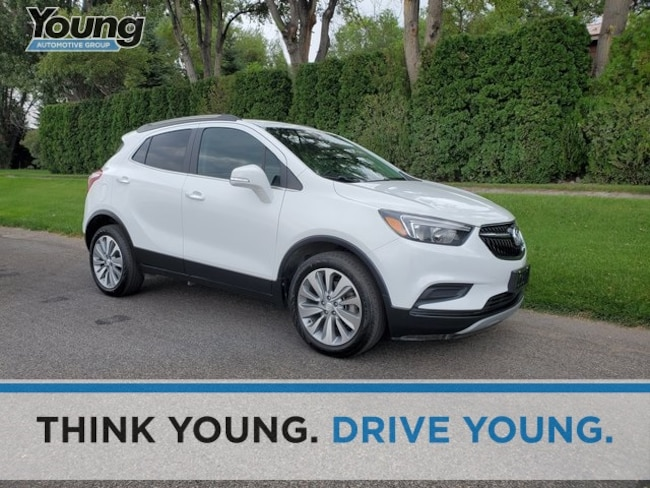 Used 2018 Buick Encore Preferred SUV for sale in Layton, UT at Young Buick GMC
