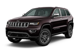 2020 Jeep Grand Cherokee LIMITED 4X4 Sport Utility for sale at Young Chrysler Jeep Dodge Ram in Morgan, UT