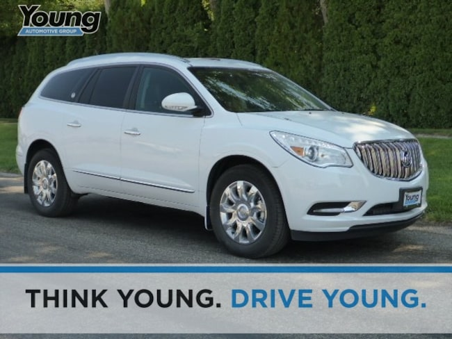 2017 Buick Enclave Premium SUV for sale in Logan, UT at Young Toyota Scion