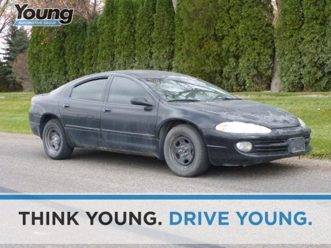 Used 2002 Dodge Intrepid Special Service/Police Group Sedan for sale in Layton, UT at Young Buick GMC