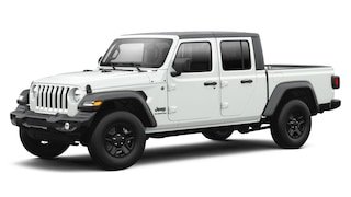 2021 Jeep Gladiator SPORT 4X4 Crew Cab for sale at Young Chrysler Jeep Dodge Ram in Morgan, UT