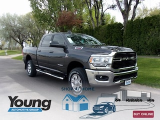 2020 Ram 2500 BIG HORN CREW CAB 4X4 6'4 BOX Crew Cab for sale at Young Chrysler Jeep Dodge Ram in Morgan, UT