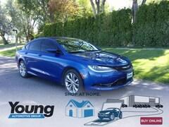 Used 2015 Chrysler 200 S Sedan for sale in Morgan UT at Young Chrysler Jeep Dodge Ram