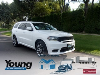2020 Dodge Durango GT PLUS AWD Sport Utility for sale at Young Chrysler Jeep Dodge Ram in Morgan, UT