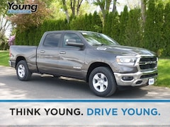 2019 Ram 1500 BIG HORN / LONE STAR CREW CAB 4X4 6'4 BOX Crew Cab for sale at Young Chrysler Jeep Dodge Ram in Morgan, UT