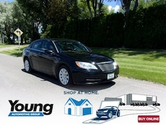 Used 2014 Chrysler 200 LX Sedan for sale in Morgan UT at Young Chrysler Jeep Dodge Ram