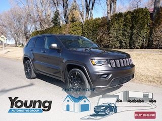 2020 Jeep Grand Cherokee ALTITUDE 4X4 Sport Utility for sale at Young Chrysler Jeep Dodge Ram in Morgan, UT