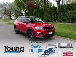 2020 Jeep Compass ALTITUDE 4X4 Sport Utility for sale at Young Chrysler Jeep Dodge Ram in Morgan, UT