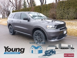 2020 Dodge Durango GT AWD Sport Utility for sale at Young Chrysler Jeep Dodge Ram in Morgan, UT