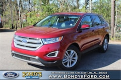 Used 2018 Ford Edge SEL SUV in Dothan, AL