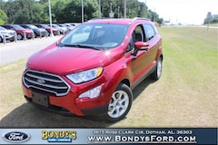 New 2019 Ford EcoSport SE Crossover in Dothan, AL