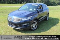 Certified 2017 Lincoln MKC Reserve SUV in Dothan, AL
