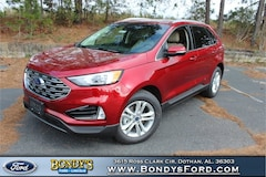 New 2019 Ford Edge SEL Crossover in Dothan, AL