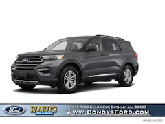 New 2020 Ford Explorer XLT SUV in Dothan, AL