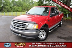 Used 2003 Ford F-150 XLT Crew Cab Short Bed Truck in Dothan, AL