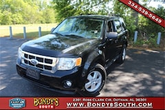 Used 2008 Ford Escape XLT SUV in Dothan, AL