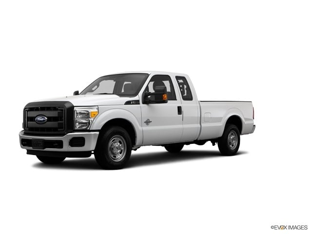 2014 Ford F-250 Extended Cab Truck