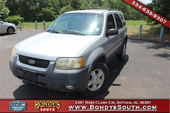 Used 2002 Ford Escape XLT SUV in Dothan, AL