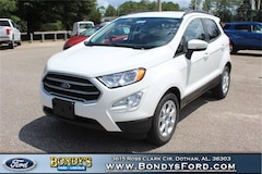 New 2018 Ford EcoSport SE Crossover in Dothan, AL