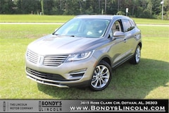 Certified 2017 Lincoln MKC Select SUV in Dothan, AL