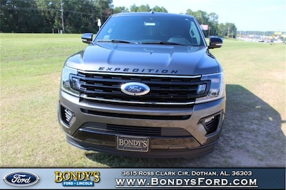 New 2019 Ford Expedition For Sale at Bondy's Lincoln | VIN