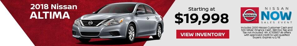 Altima Nissan Now
