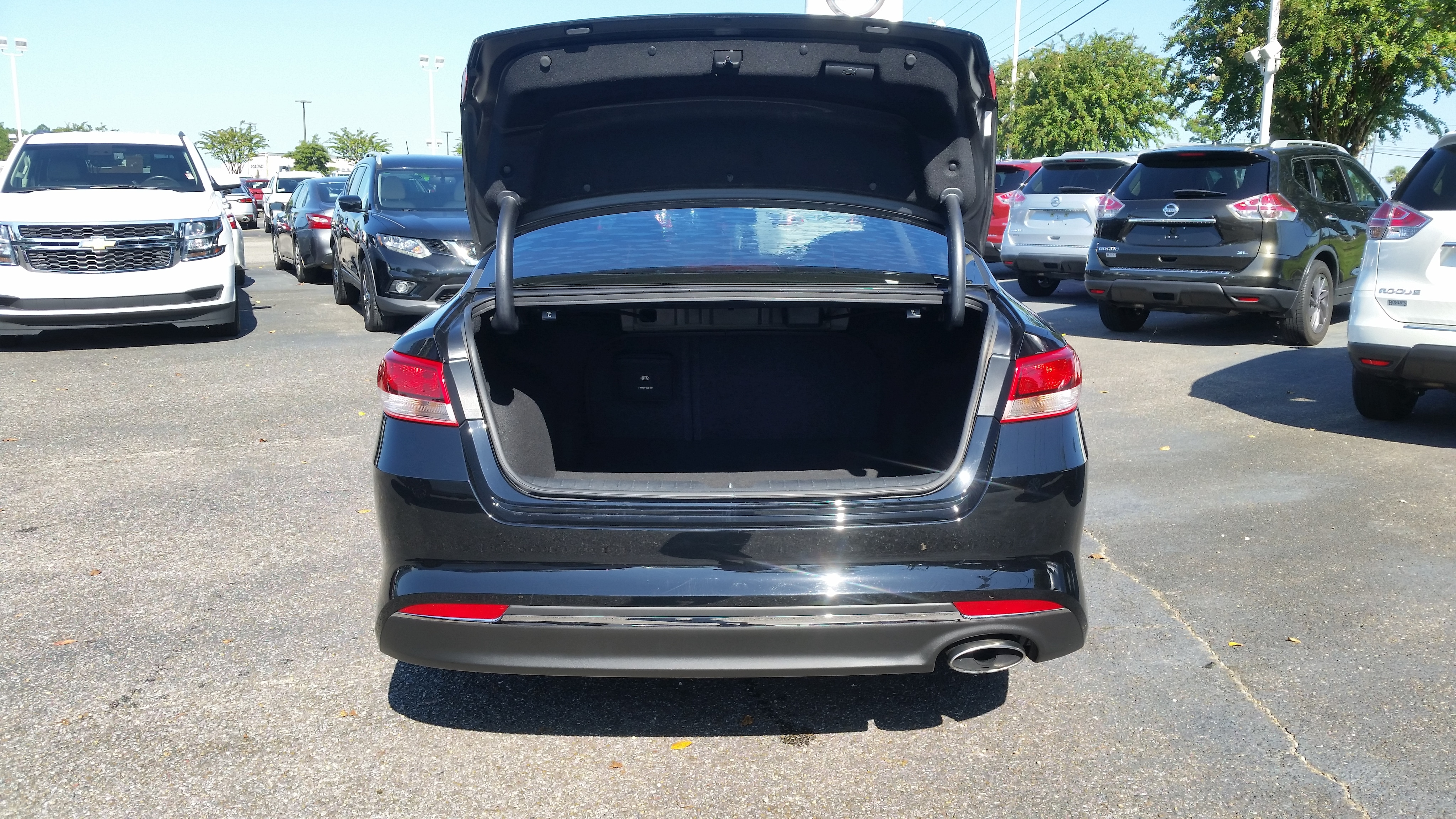 Used 2016 Kia Optima For Sale at Bondy's Nissan | VIN