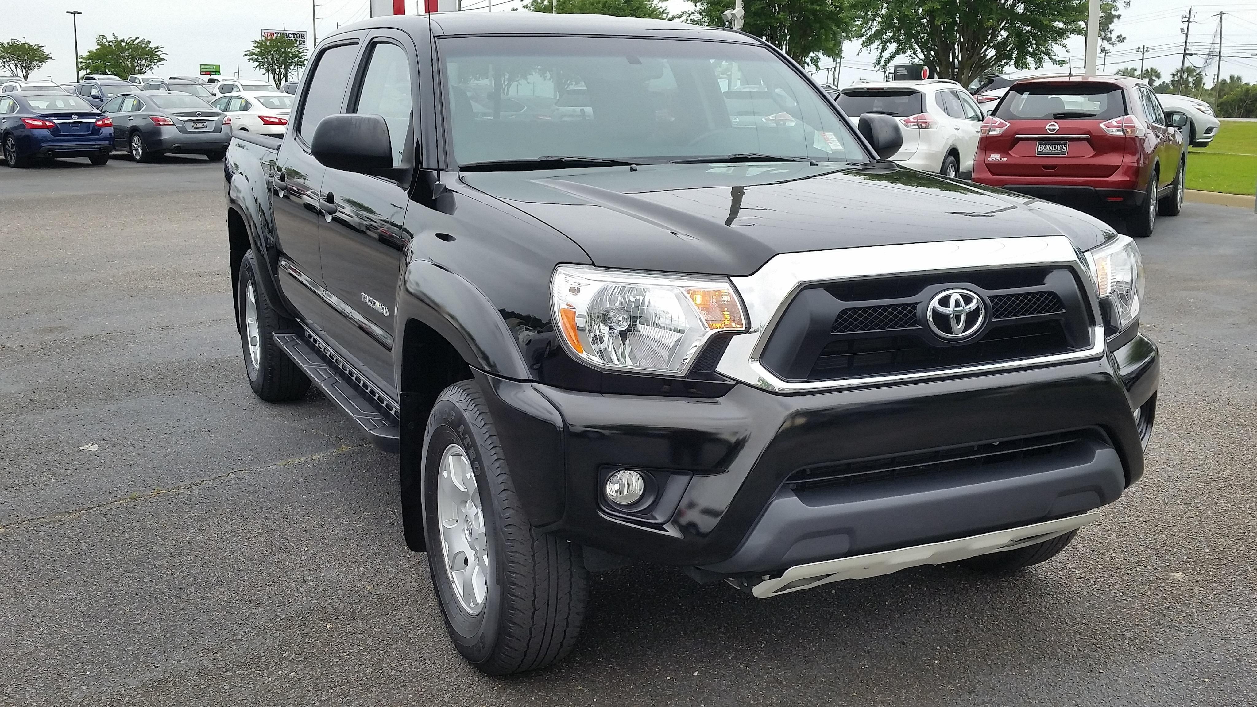 2015 Toyota Tacoma TRD Pro Truck Double Cab