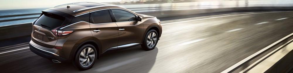 Elegant 2018 Nissan Murano